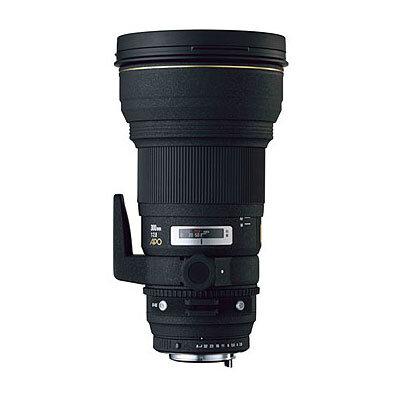 Ống kính Sigma APO 300mm F2.8 EX DG HSM / EX DG