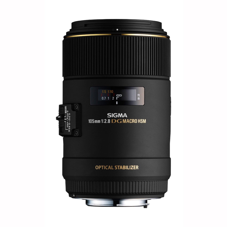 Ống kính Sigma MACRO 105mm F2.8 EX DG OS HSM