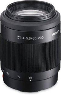 Ống kính Sony SAL 55-200mm F/4-5.6