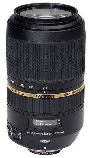 Ống kính Tamron SP AF 70-300 F/4-5.6 Di VC USD