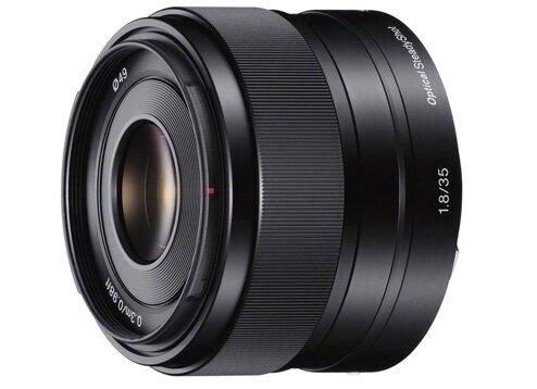 Ống kính tiêu cự cố định 35mm F1.8 SEL35F18