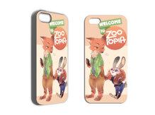Ốp iPhone Zootopia 01