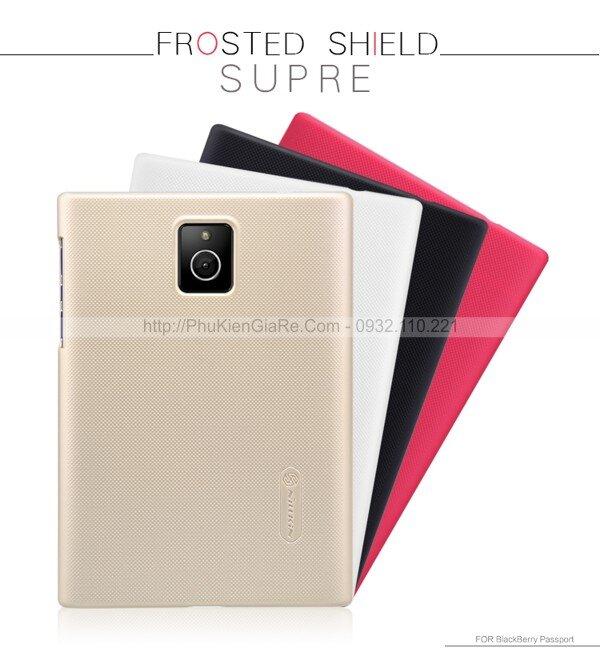 Ốp lưng BlackBerry PassPort NILLKIN