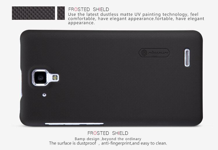 Ốp lưng chính hãng Nillkin sần cho Lenovo A536