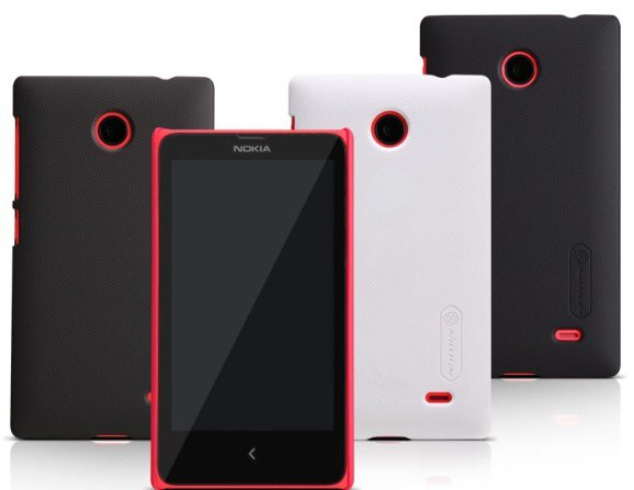 Ốp lưng cho điện thoại Nillkin Nokia X