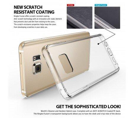 Ốp lưng Galaxy Note 5 RINGKE Fusion