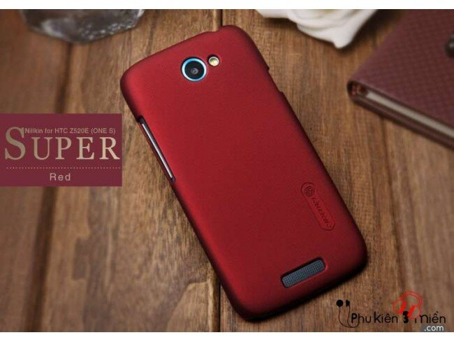 Ốp lưng HTC One S - Z520E Nillkin chính hãng