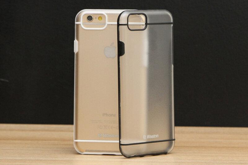 Ốp lưng Iphone 6 nhựa trong Fresh Waston