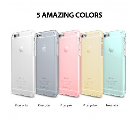 Ốp Lưng iPhone 6/6S Plus Ringke Slim Frost