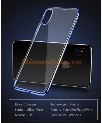 Ốp lưng iphone X Baseus
