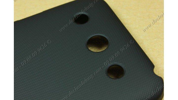 Ốp lưng LG Optimus G Pro F240 Nillkin vân sần