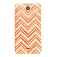 Ốp lưng Lumia 430 Nhựa in Cover Kiss Ziczac