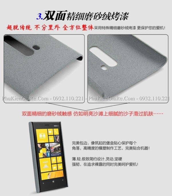 Ốp lưng Lumia 920 hiệu imak Cowboy