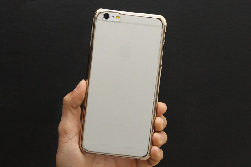 Ốp lưng nhựa Iphone 6 Plus Devia Glimmer