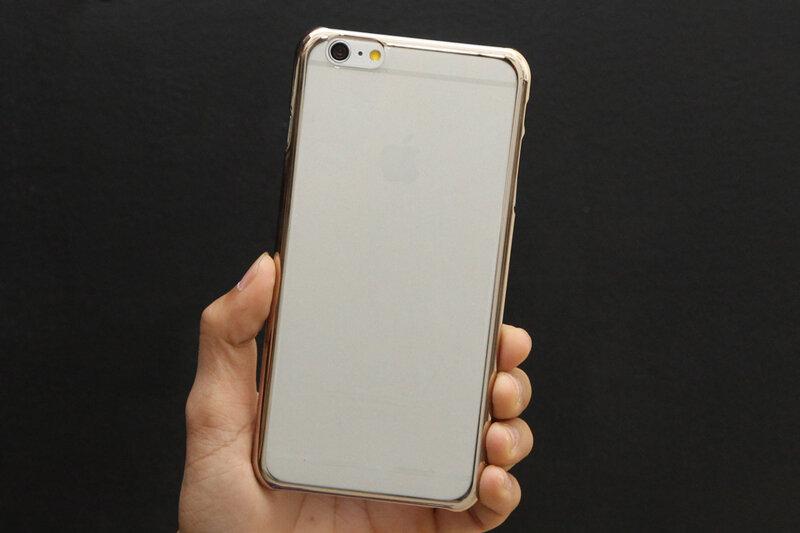Ốp lưng nhựa Iphone 6 Plus Devia Glimmer