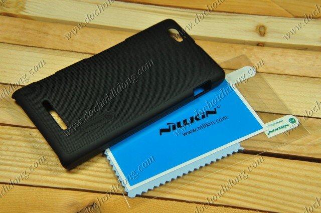 Ốp lưng Sony Xperia M C1905 Nillkin vân sần