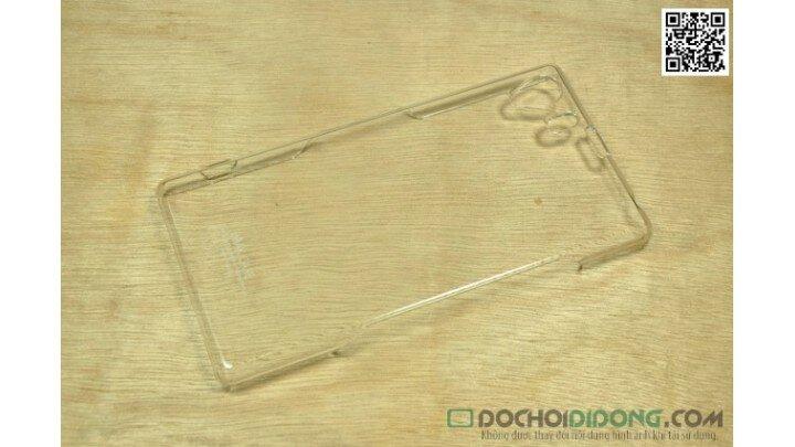 Ốp lưng Sony Xperia Z1 L39h Imak Nano trong suốt