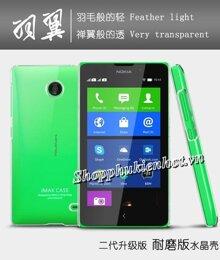 Ốp lưng trong phủ Nano chống xước Nokia Lumia 930 hiệu Imak...