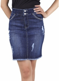 Chân váy ngắn Narsis B7010