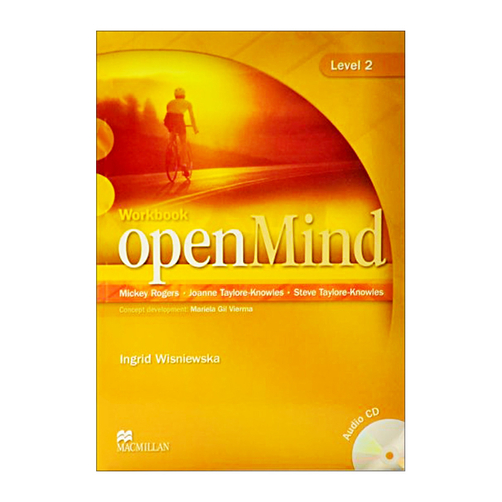 OpenMind 2: Workbook With CD