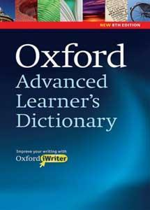 Oxford Advanced Learners Dictionary (8th Edition) – (Bìa mềm – kèm CD)