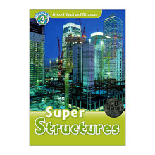 Oxford Read and Discover 3 Super Structures