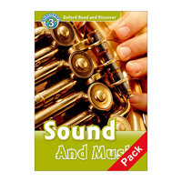 Oxford Read And Discover 3: Sound & Music