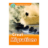 Oxford Read And Discover 5: Great Migrations