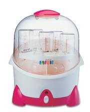 Máy tiệt trùng bình sữa bằng hơi BF-217