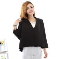 Áo vest kiểu dáng Mulet phong cách Hàn Quốc-AONU14121501