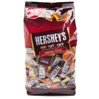 Chocolate Hershey's Miniatures Special Dark 1,36kg
