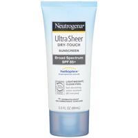 Kem chống nắng Neutrogena Ultra Sheer Dry Touch SPF 85+ 88ml