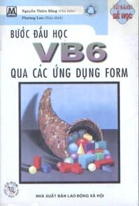 Bước đầu học VB6 qua các ứng dụng Form