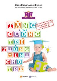 Tăng cường trí thông minh cho trẻ