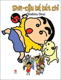 Shin - Cậu bé bút chì (T5) - Yoshito Usui