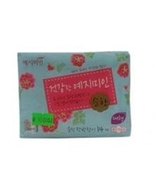 Bộ 2 băng vệ sinh thảo dược MILD Yejimiin SILK (cỡ lớn) 14 miếng ...