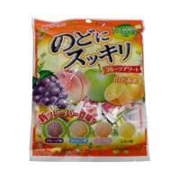 Kẹo trái cây KASUGAI 118g