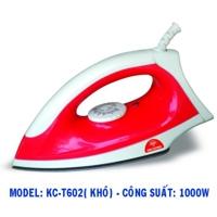 Bàn ủi khô Kim Cương KC-T602