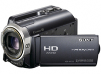 Máy quay Sony HDR-XR350E