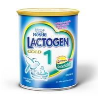 Sữa bột Nestle Lactogen Gold 1 - hộp 400g (dành cho trẻ từ 0-6 tháng tuổi)