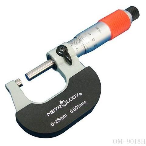 Panme cơ đo ngoài Metrology OM-9057