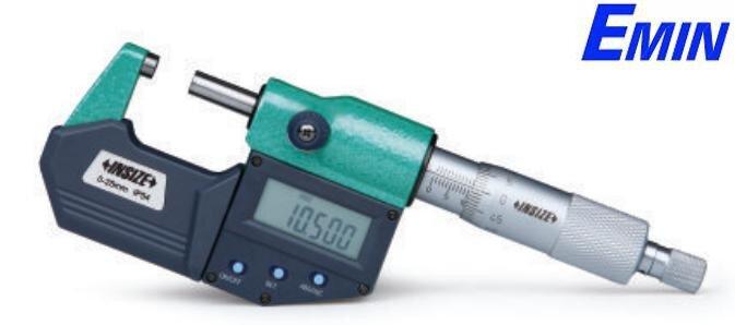 Panme đo ngoài điện tử  INSIZE 3108-50A