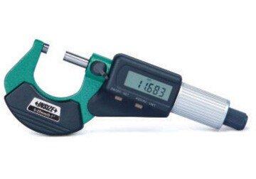 Panme đo ngoài điện tử Insize 3109-75A