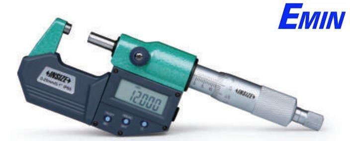 Panme đo ngoài điện tử INSIZE 3101-25A