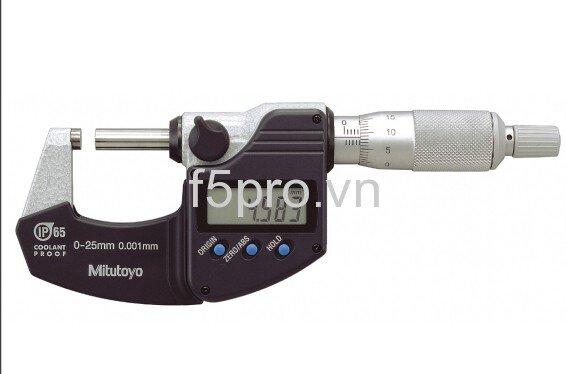 Panme đo ngoài điện tử Mitutoyo 29324130 - 25~50mm/0.001mm