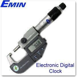 Panme đo ngoài điện tử Metrology EM-9004C