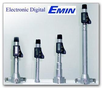 Panme đo trong 3 điểm điện tử Metrology TP-9008E
