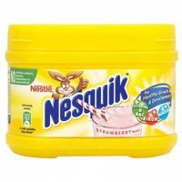 Sữa bột Nestle Nesquik Strawberry - hộp 300g (dành cho trẻ từ 3 tuổi trở lên)