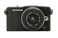 Máy ảnh DSLR Olympus Pen E-PM1 - 13.1 MP, 14-42mm F3.5-5.6
