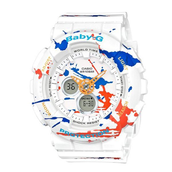 Đồng hồ nữ Casio Baby-G BA-120SPL